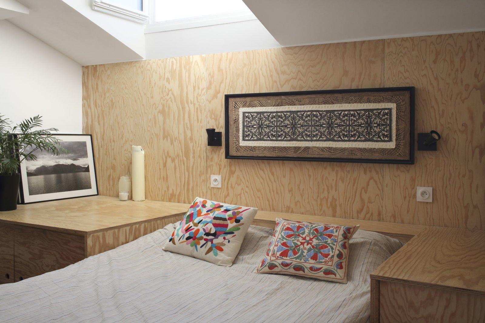 Pine Flat bedroom