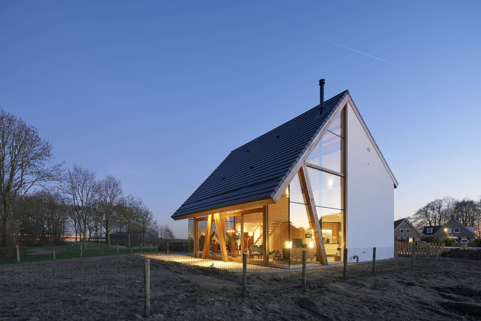 Barnhouse Werkhoven By Rvarchitecture Dwell