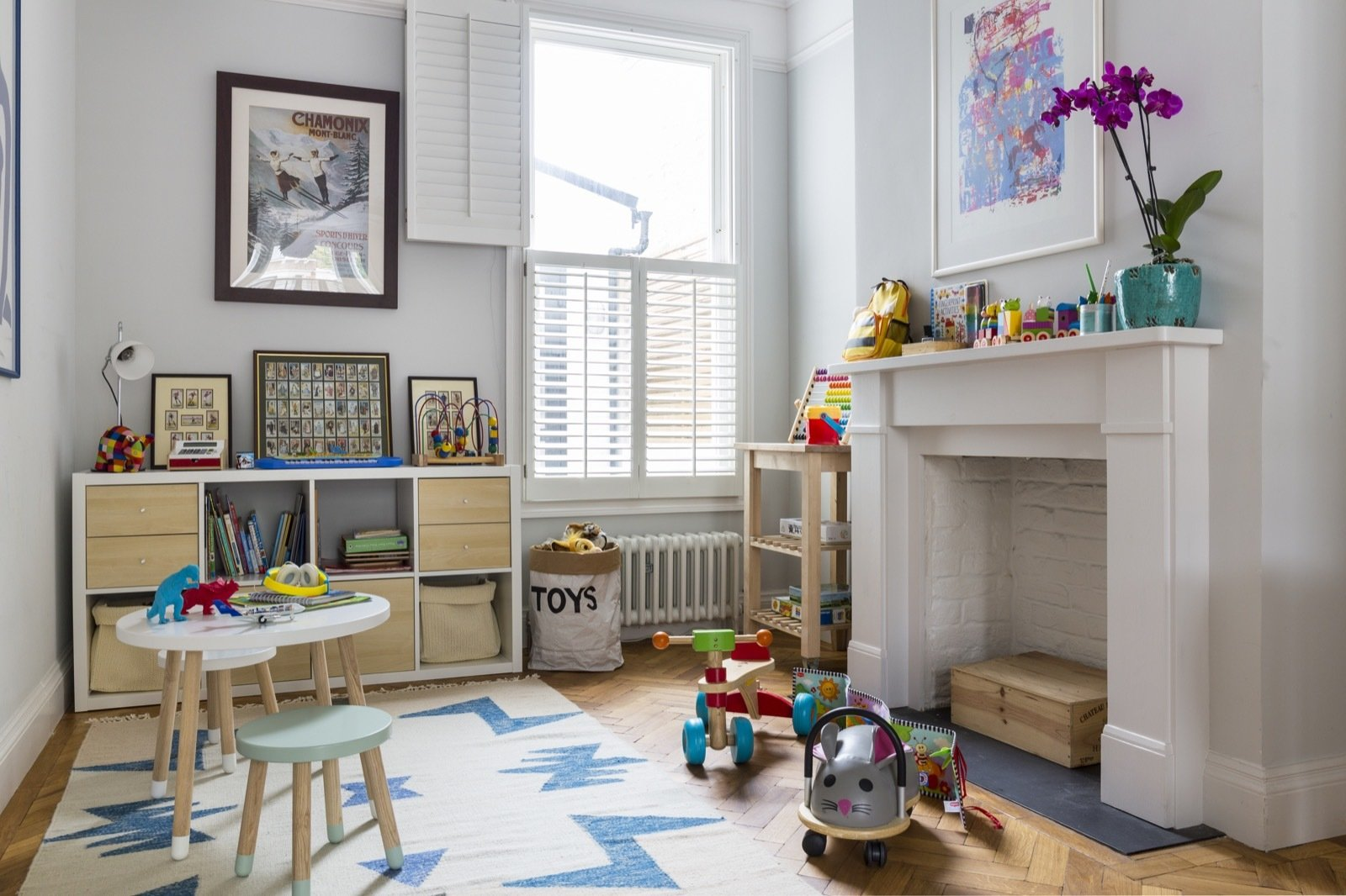 North West London House kids room