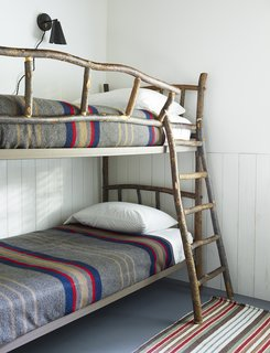 Sleeping Cabin bunk beds.