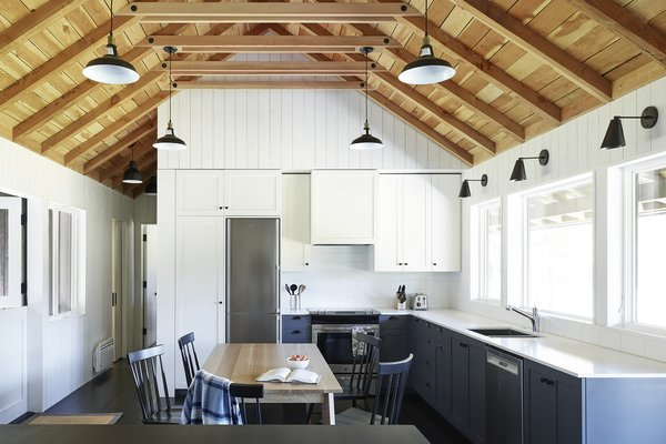 Long Cabin Kitchen.