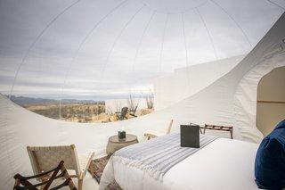 Basecamp Terlingua Bubble Hotel - Dwell