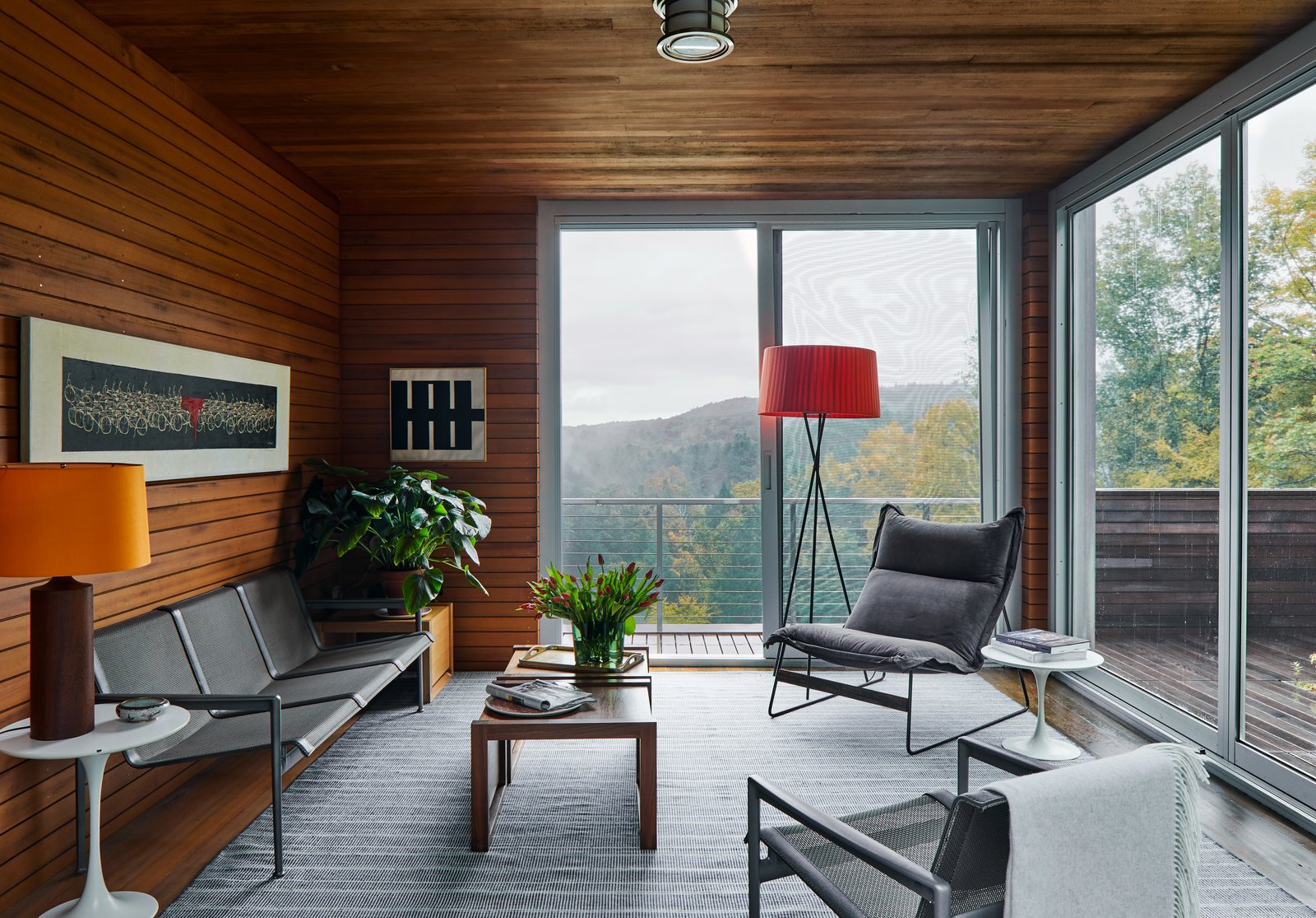 This Exquisite Berkshires Prefab Was Assembled in Just 24 Hours