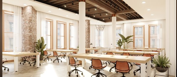 Following in the footsteps of NeueHouse's Hollywood and New York locations, the Bradbury Building will offer an array of membership options for private offices, shared workspaces, and more.