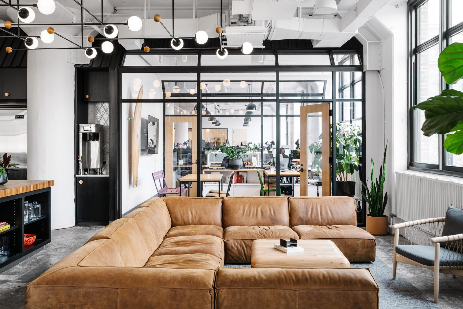 Shake Shack NYC Headquarters by Michael Hsu Office of Architecture