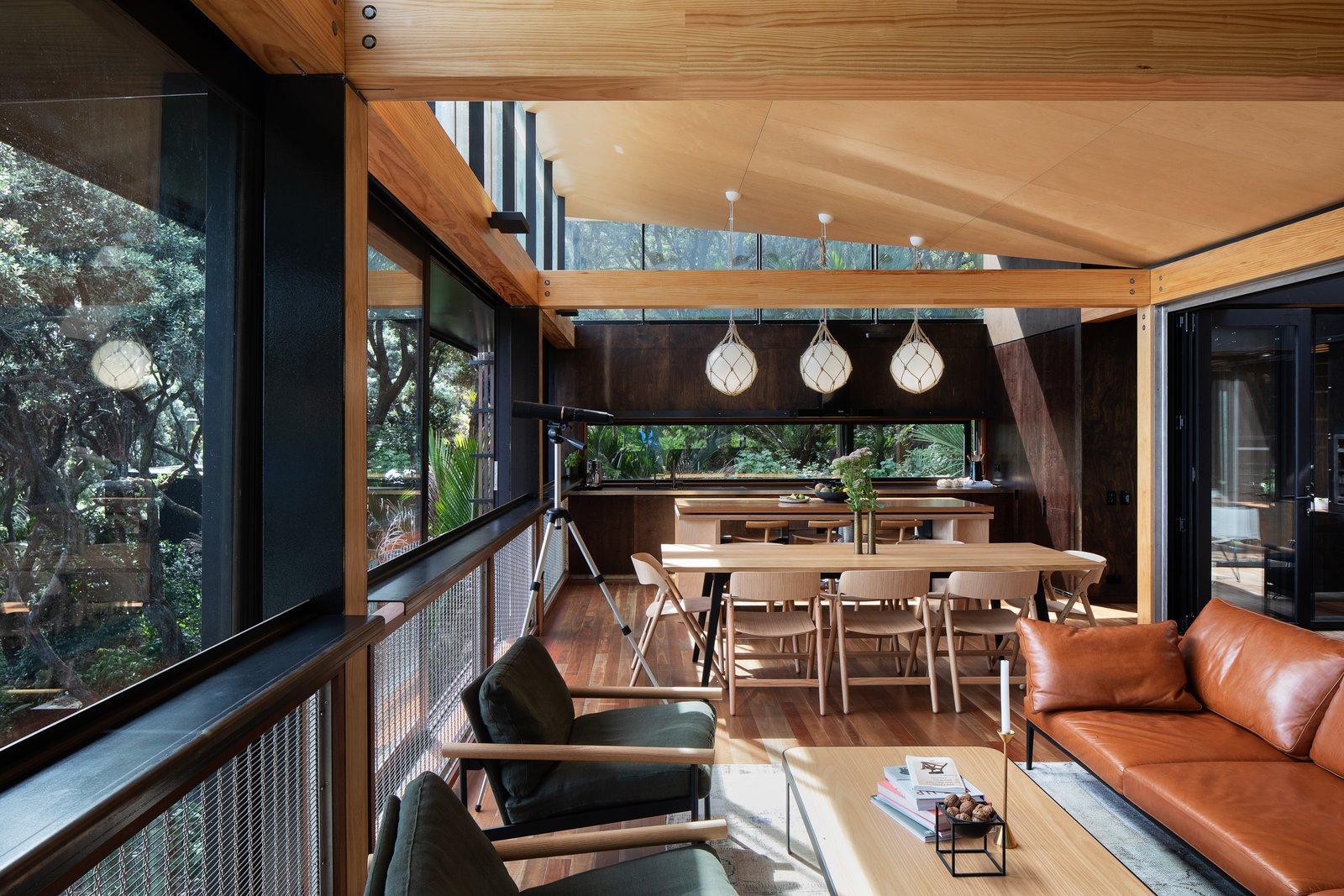 Kawakawa House living area