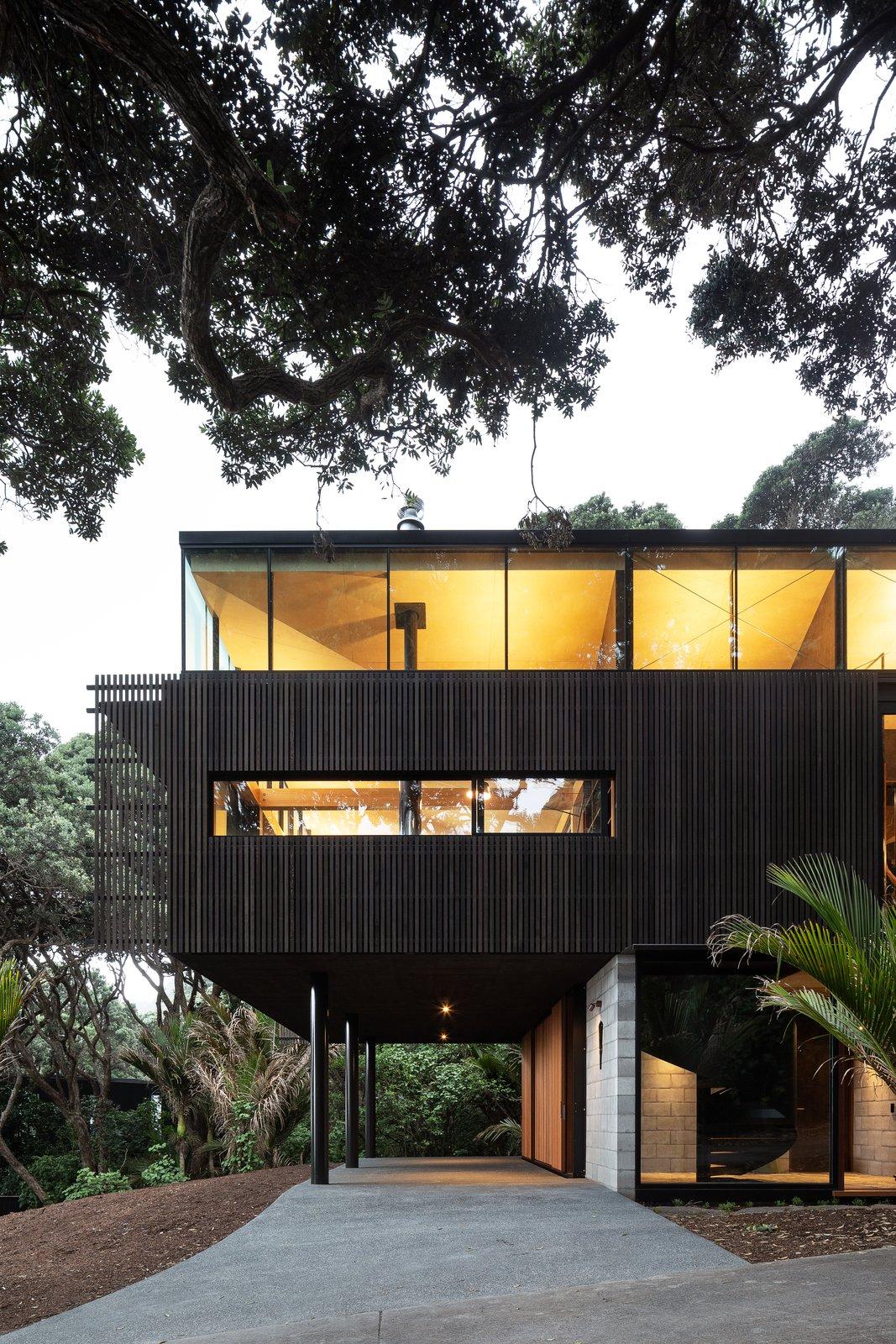 Kawakawa House exterior