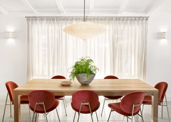 Photo 52 Of 231 In Dining Wall Photos From A 1950s Austin Ranch House Gets A Luxe Revamp With Southwest Flair Dwell