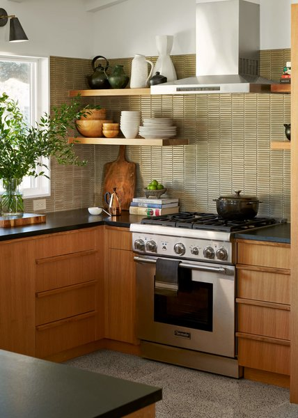 Best 25 Modern Kitchen Granite Counters Ceramic Tile ...