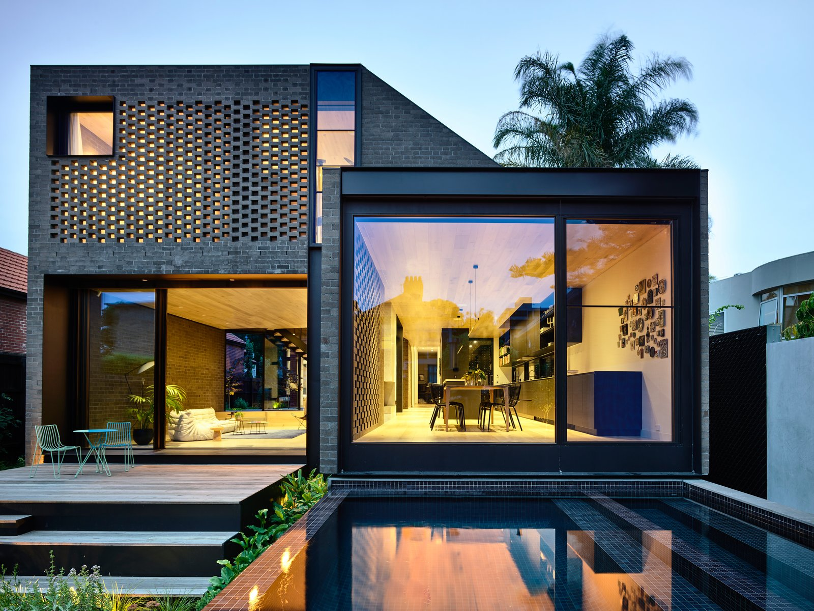 York St. by Jackson Clements Burrows Architects
