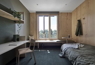 The Student Dorms in Australia's Largest Passive House Building Are Surprisingly Swank
