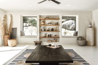Before & After: A Joshua Tree Midcentury Serves Up Moroccan Vibes