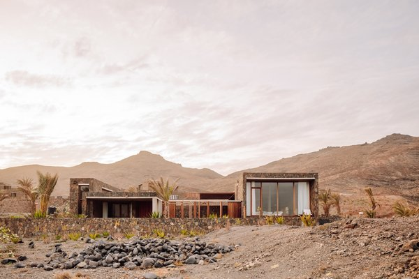 The Esculturas POLO Architects Cabo Verde exterior