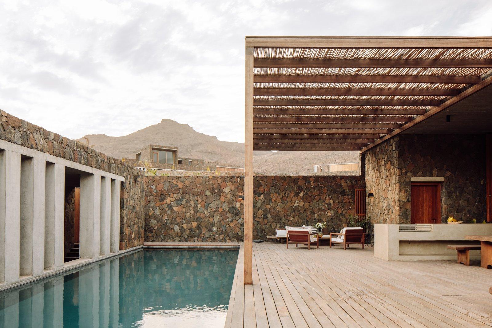 The Esculturas POLO Architects Cabo Verde outdoor