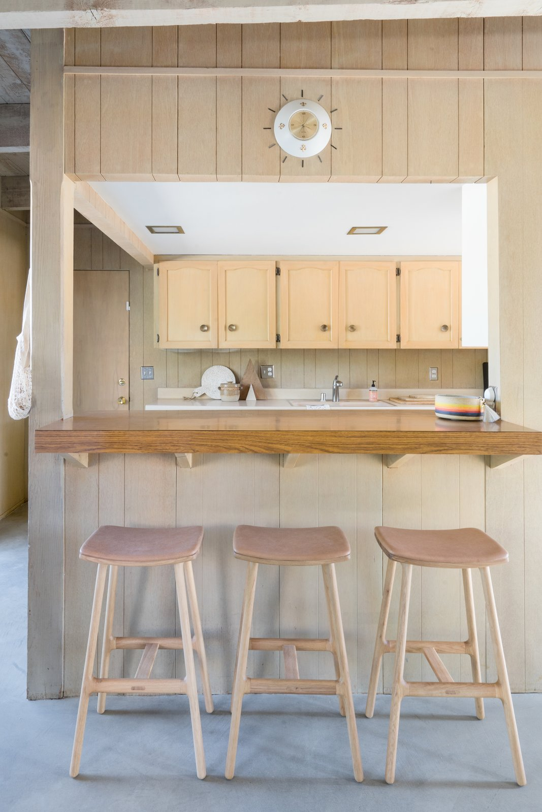Borrego Springs midcentury renovation The Grove Collective kitchen