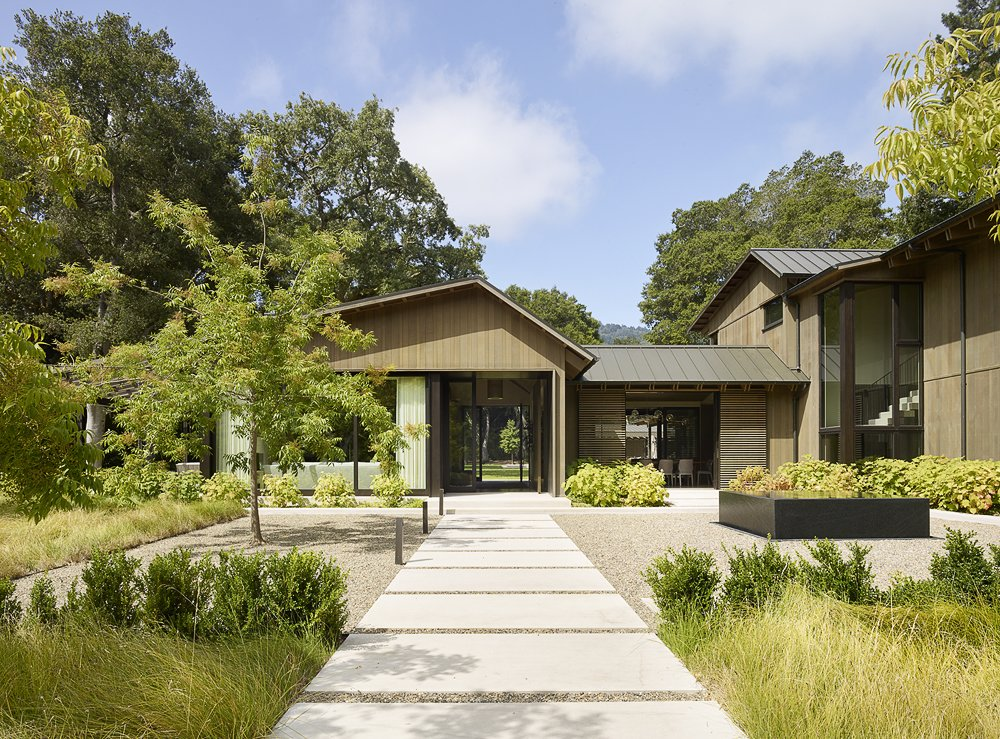 Oak Woodland by Walker Warner Architects exterior
