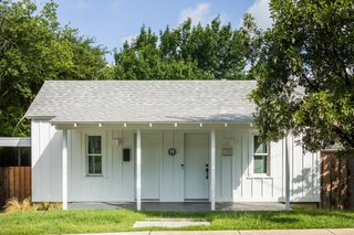 A Tumbledown Cottage in Austin Is Freshened Up and Fortified