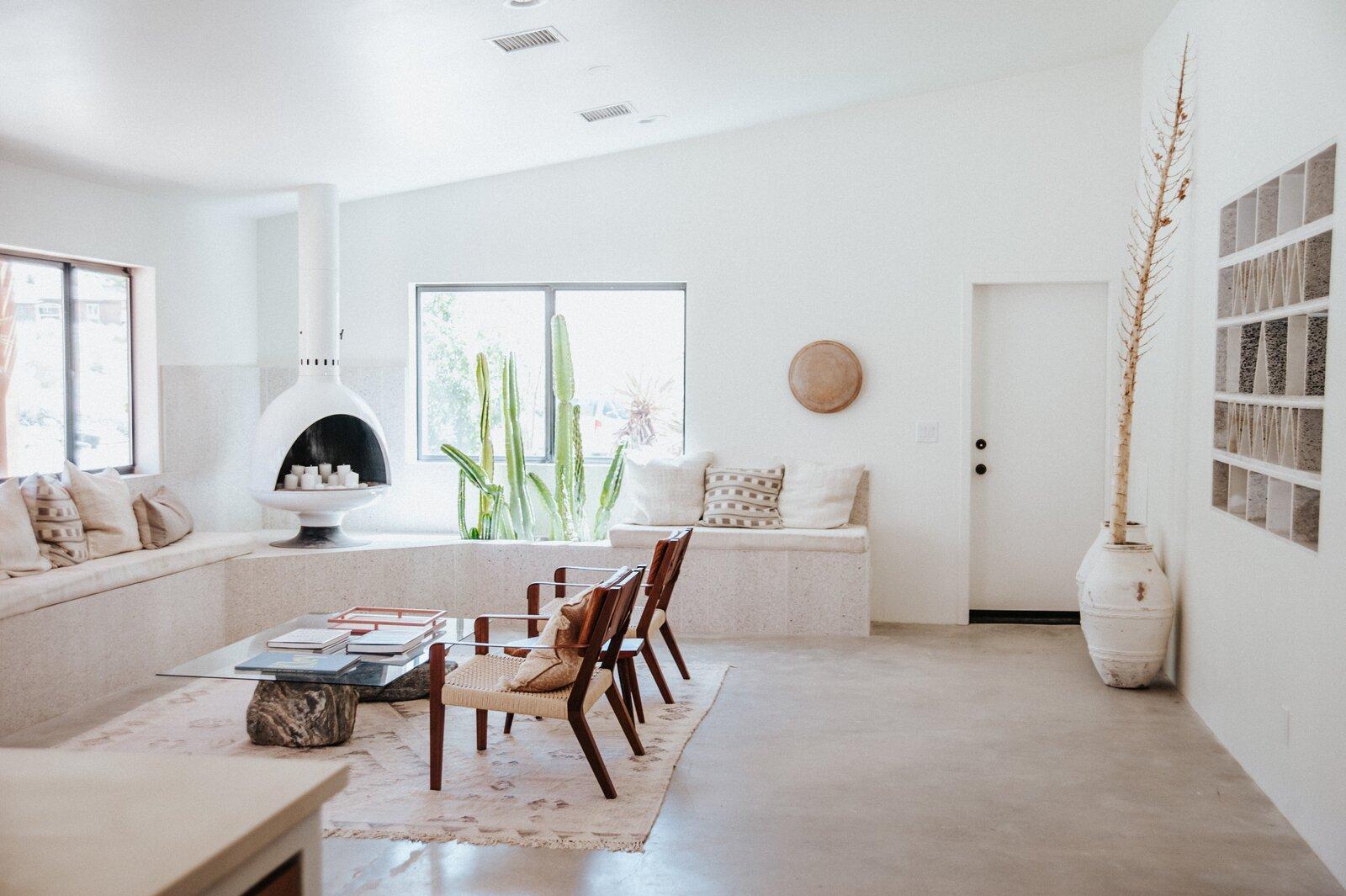 Oeste Home living area