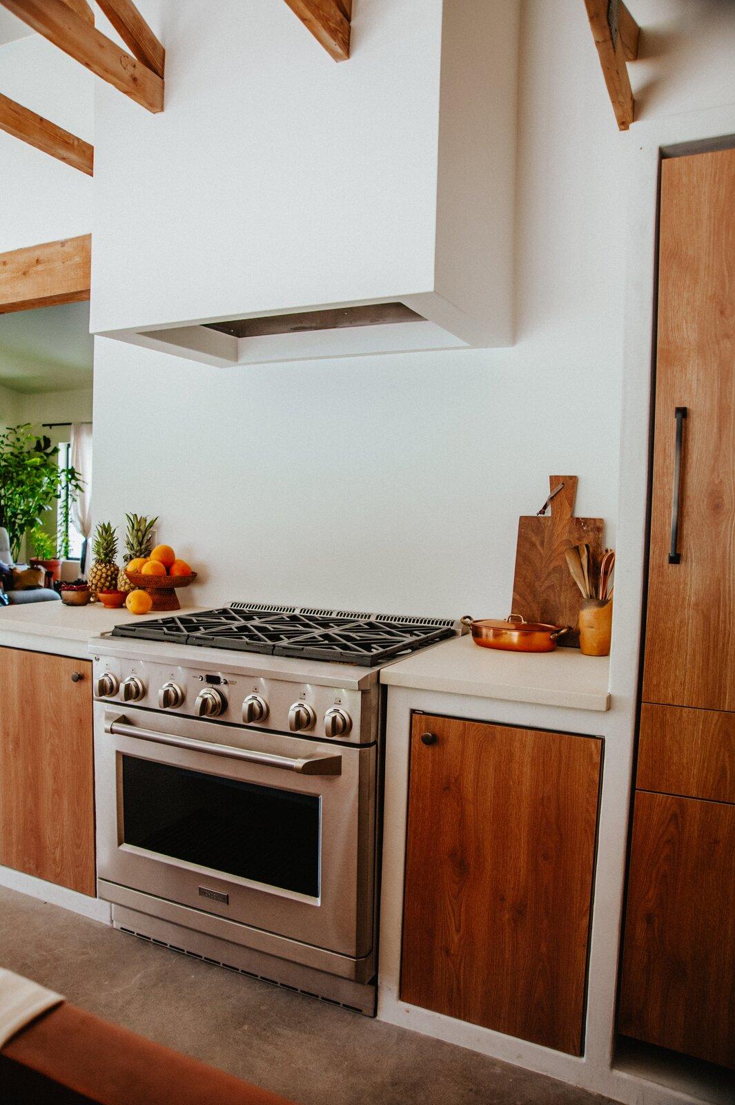 Oeste Home kitchen