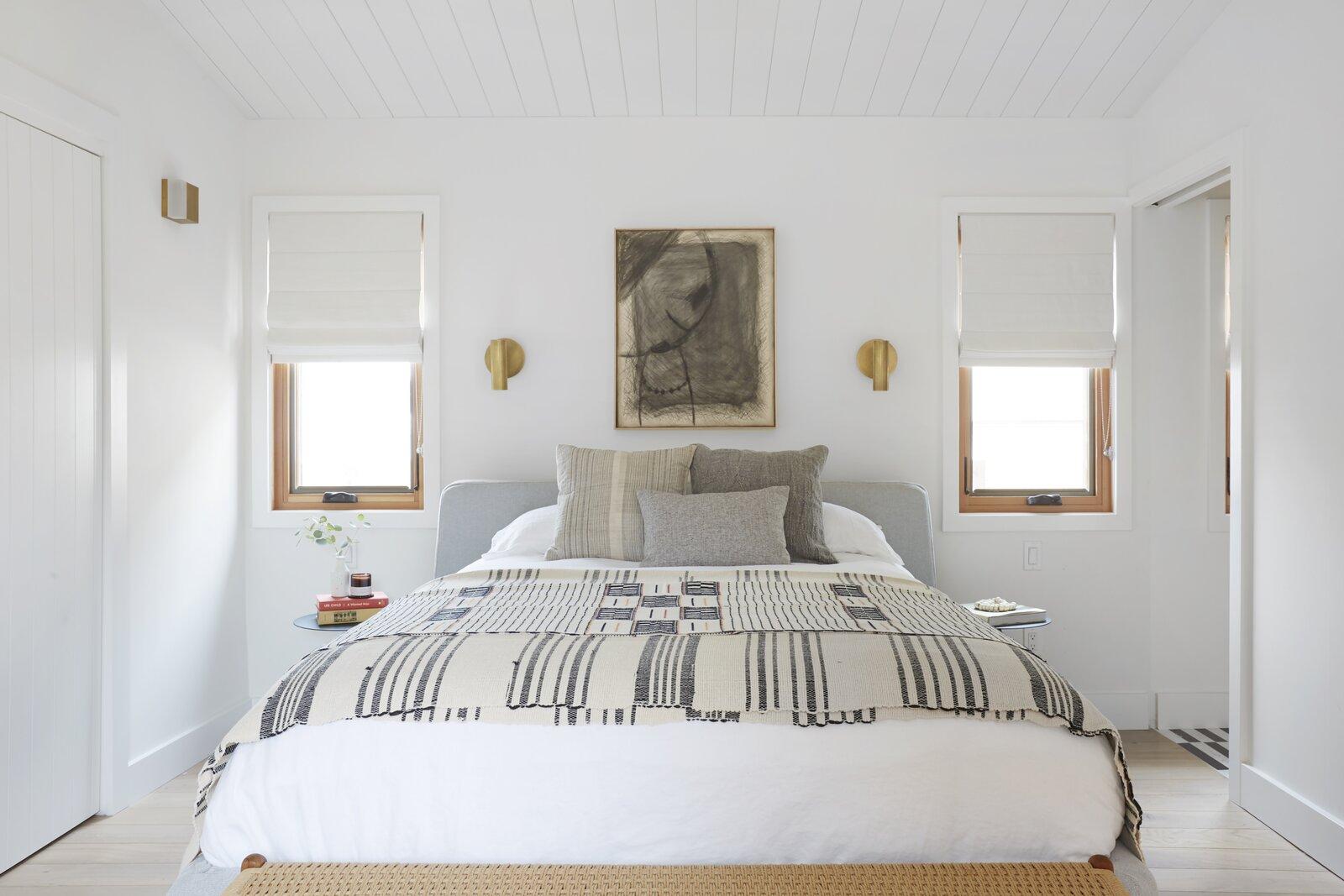 After: Bedroom in Beach Ct. by Veneer Designs