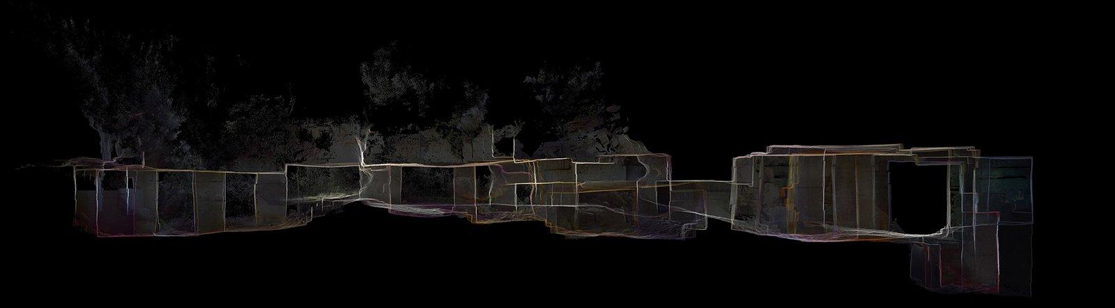 Ca'n Terra laser scan