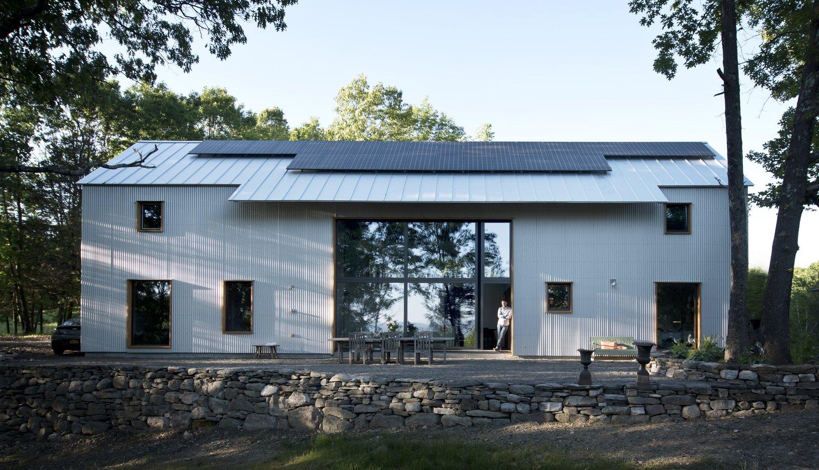 5 Energy Efficient Modern Homes Dwell