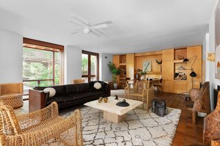 One of Brooklyn's Only Single-Family Midcentury Homes Lists for $6.95M