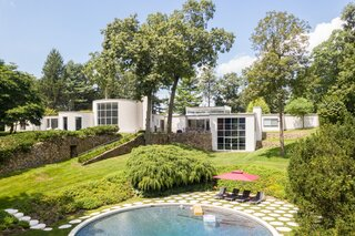 After a Herculean Renovation, Architect Wallace Harrison's Landmarked Home Seeks a New Caretaker