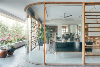 Nest Modern Home In Surat Gujarat India By Chinmay Laiwala On Dwell