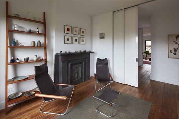 THIRD FLOOR - GUEST ROOM & FAMILY ROOM Photo © Ashok Sinha