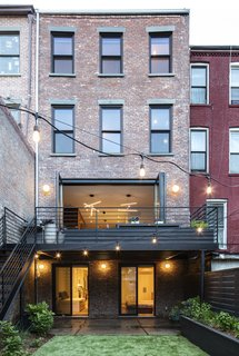 Bed-Stuy Townhouse