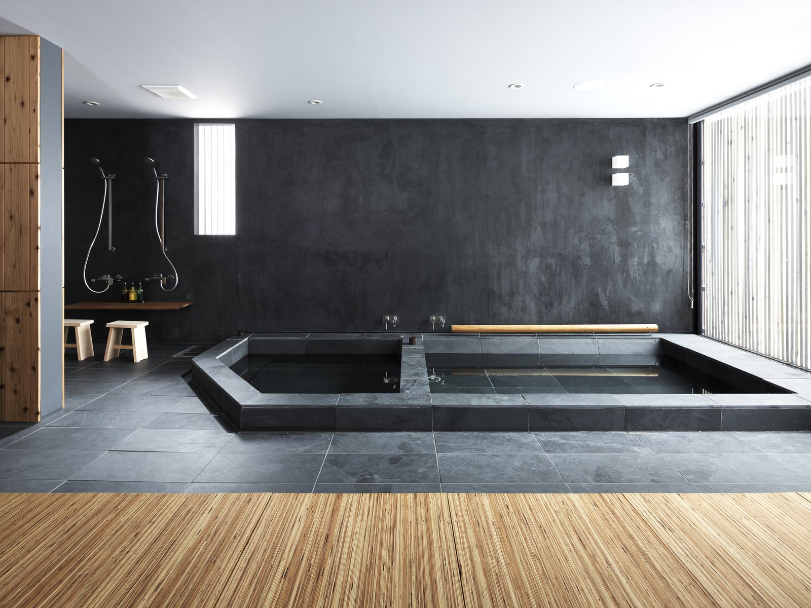 Strata House bathtub