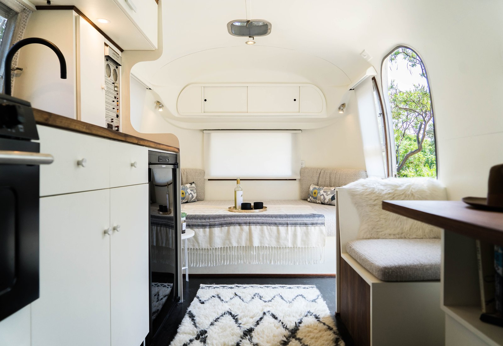 Airstream Haus living area
