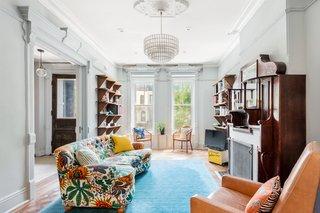 A Bedford-Stuyvesant home that celebrates lifestyle