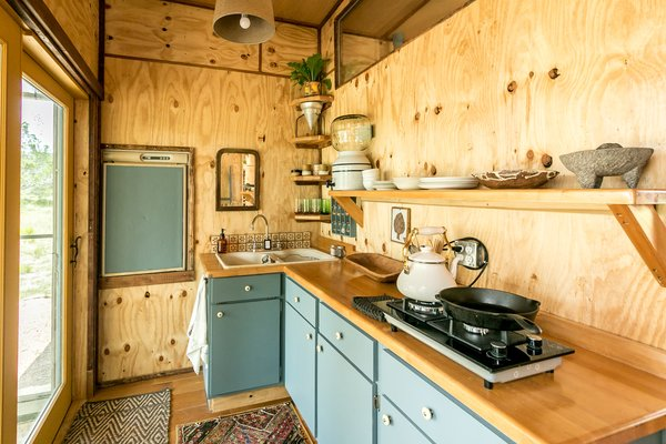 Photo 3 Of 11 In Off Grid Cabin In The Texas Hill Country Dwell