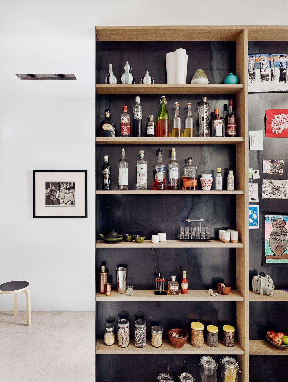 West Campus Residence Alterstudio Architecture kitchen