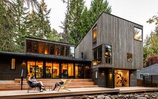 Before & After: A Yoga Teacher's Growing Studio Spurs a Sensational Home Renovation