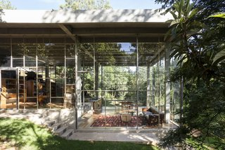 Budget Breakdown: This Ethereal Glass House in the Brazilian Forest Was Built for $187K