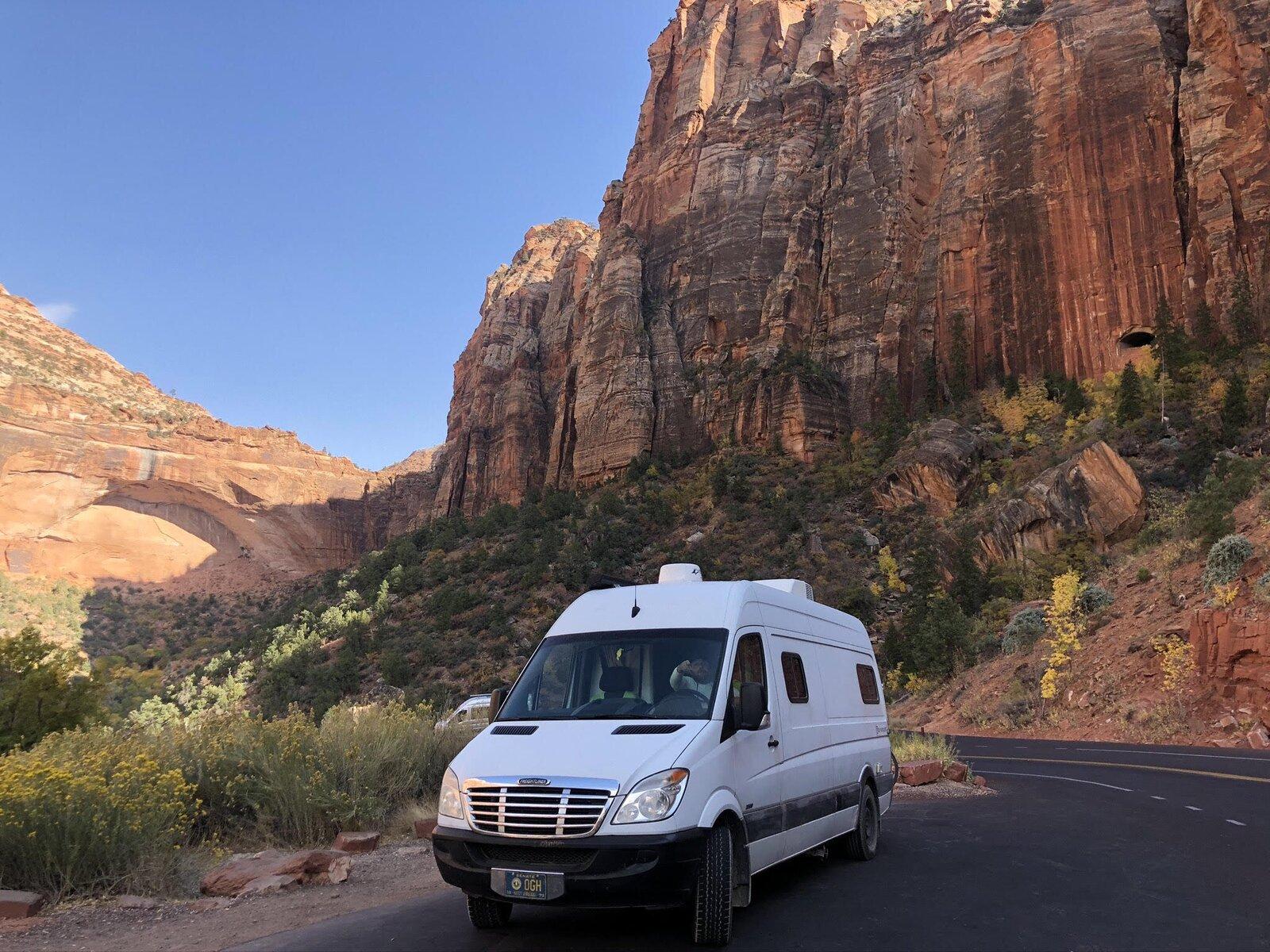 Vanessa the Van