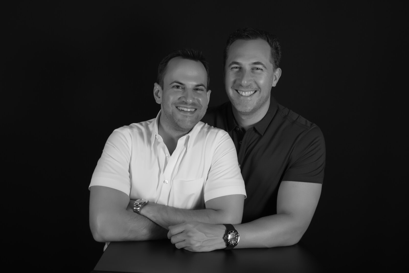 Michael Reginbogin (left) and Jason Berry (right) are co-founders and principals at Knead Hospitality + Design, based in Washington, DC. Knead is a multi-unit and multi-concept design firm which owns, operates, and designs its own restaurant establishments.   Photo 9 of 10 in 10 Designers and Architects Share What They're Most Thankful for in a Turbulent Year