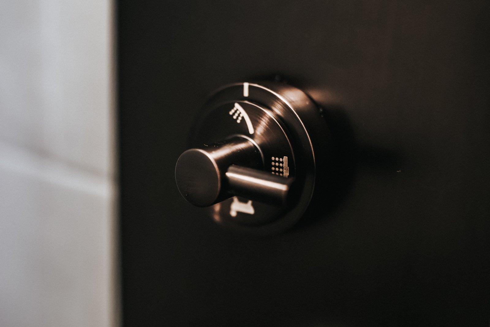 Bath Room Signature Hardware Shower Acc.  FLW Fan