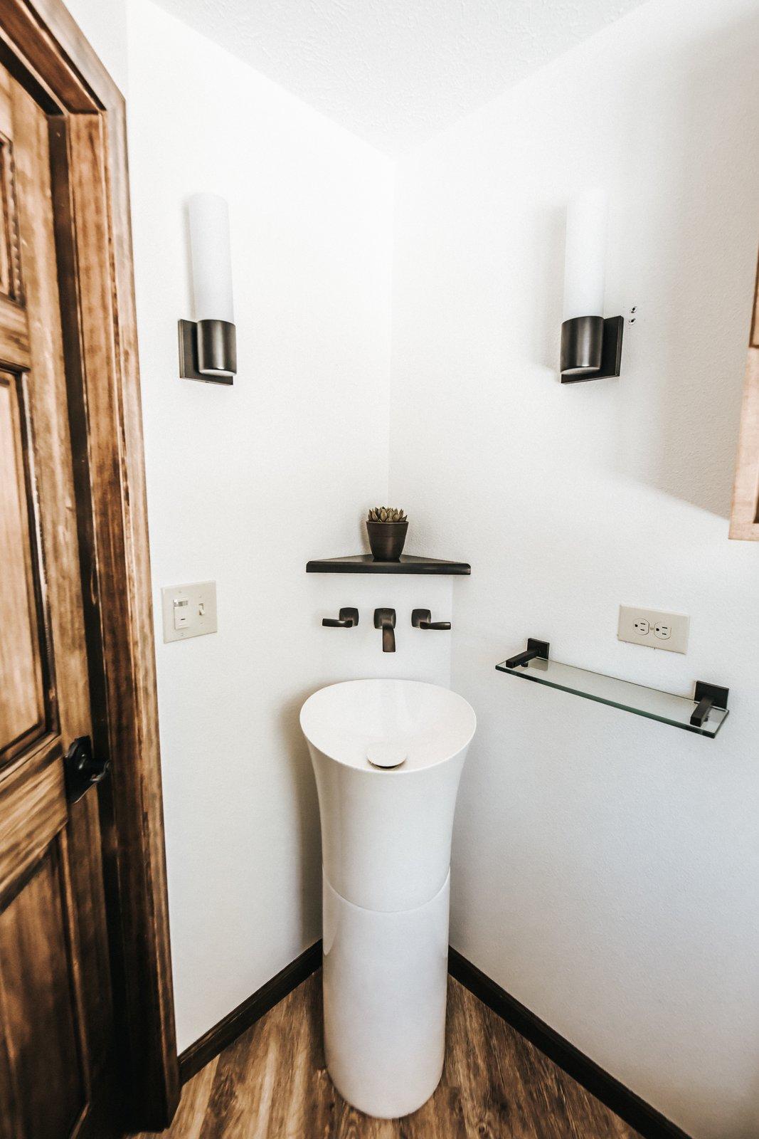 Bath Room Powder Room  FLW Fan