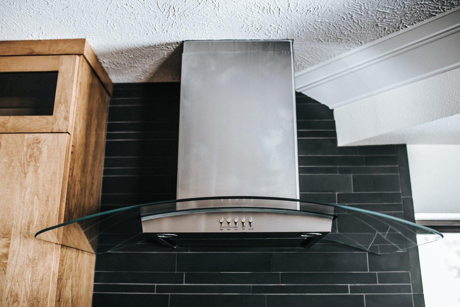 Kitchen Range Hood  FLW Fan