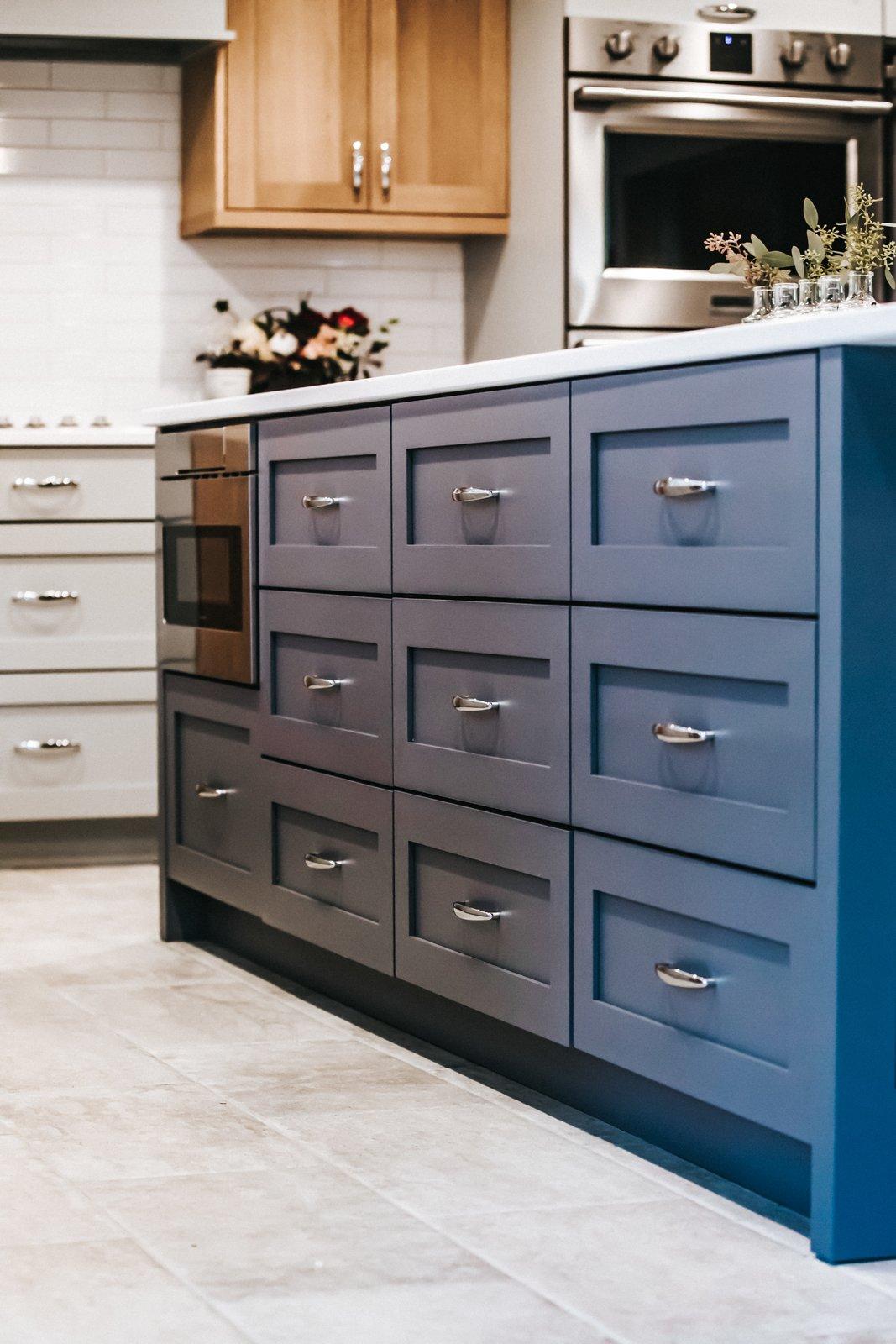 Kitchen Island Cabinetry  Gray Matters Kitchen