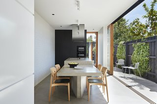 An Emerging Architect Turns a Victorian Terrace House Into a Lush Inner-City Oasis