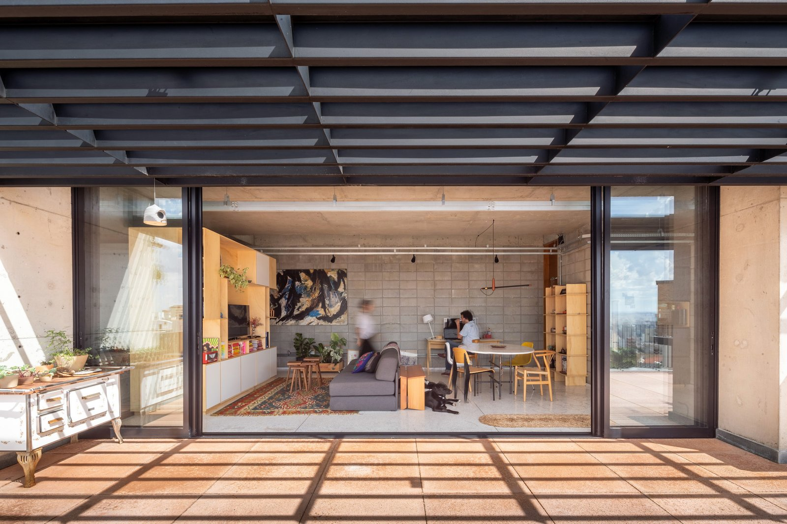 Casa Comiteco by Marcos Franchini and Nattalia Bom Conselho outdoor