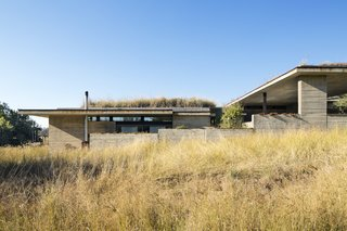 This Eco-Friendly Home Wears the South African Bush as Camouflage