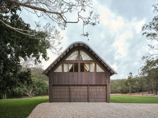 This Weekend Getaway Gives the Traditional American Barn an Australian Twist