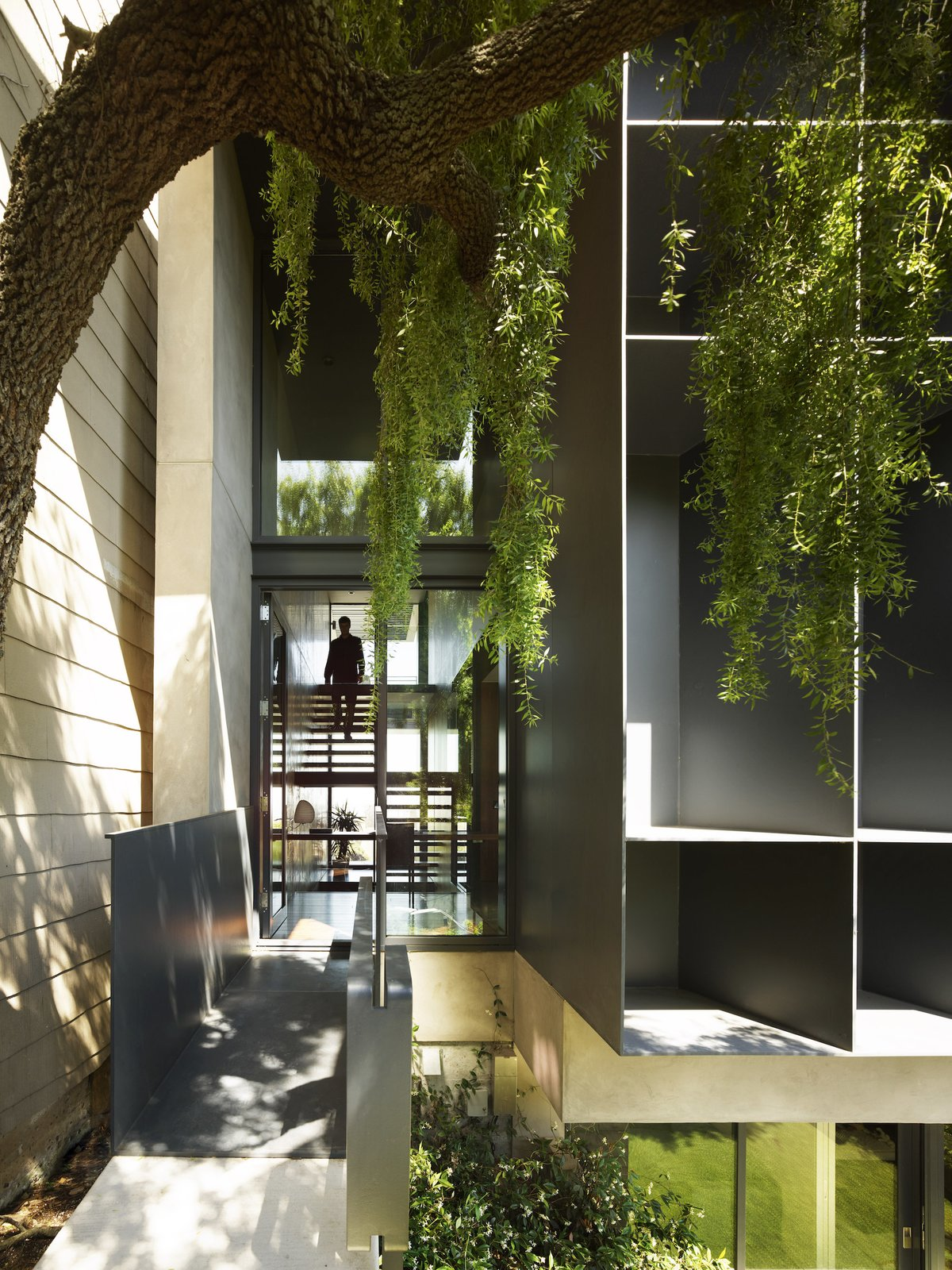 Exterior of Terrace House by Aidlin Darling Design.