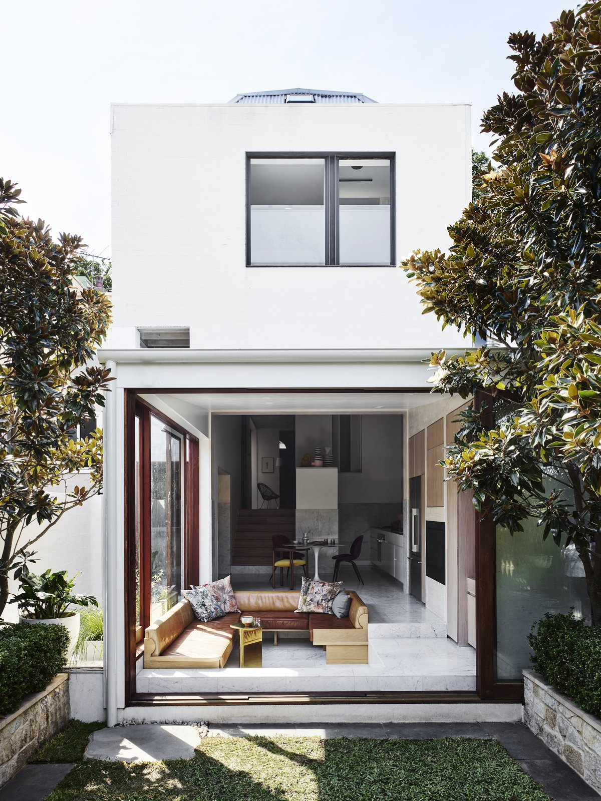 Exterior of Bondi Junction House by Alexander & CO.